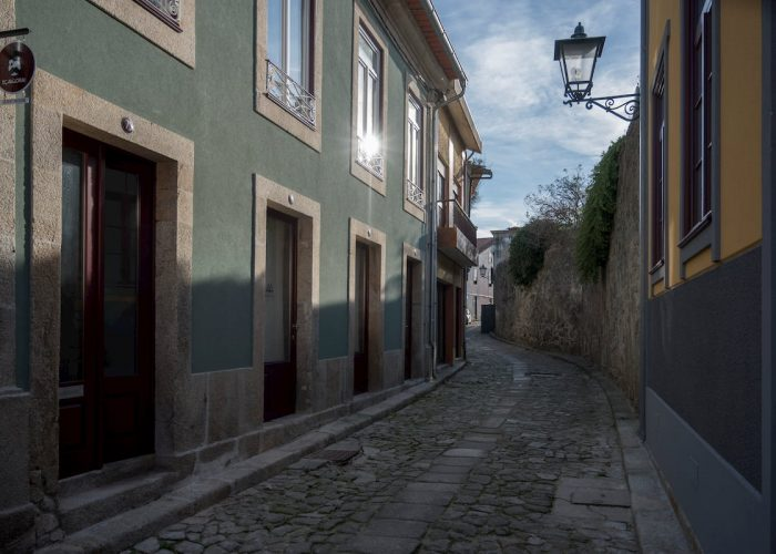 Eça Agora Guest House in Vila do Conde offers comfort and ecological concerns to our costumers